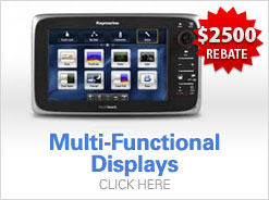 Raymarine Multi-Functional Display