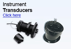 Instrument Transducers