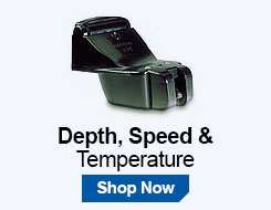 Depth Speed and Temperature