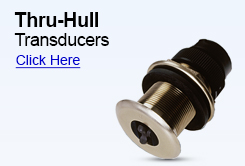Thru Hull Transducers