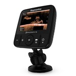 """""""Raymarine Dragonfly 4DV Brand New Includes One Year Warranty, The Raymarine Dragonfly 4DV w/T/M Transducer is a sonar with transom mount featuring CHIRP DownVision&trade technology that delivers unsurpassed resolution for structure and fish detection"""