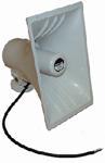 RayMarine M95435 Raymarine Hailing Horn for Loudhailer and Fog Signals