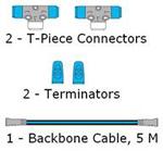 RayMarine T16012 Raymarine Autopilot Backbone Cable Kit