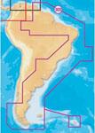 RayMarine CF/909P-2(Raymarine) Platinum South America East