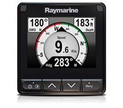i70s Instrument Display raymarine i70s multifunction instrument display e70327