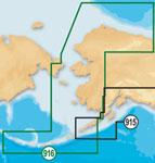 Raymarine Cf/916-2(raymarine) Platinum Plus Nw Alaska And Aleutians