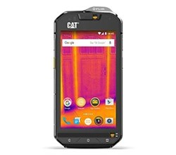 CAT Rugged Smartphones with FLIR Thermal Imaging Camera cat s60 smartphone
