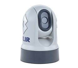 FLIR Thermal Imaging Night Vision and Infrared Camera Systems flir m232 pan tilt 9hz marine thermal camera e70354