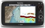 Raymarine E97-sonar-us Inland Charts Raymarine E97 Multifunction Displ